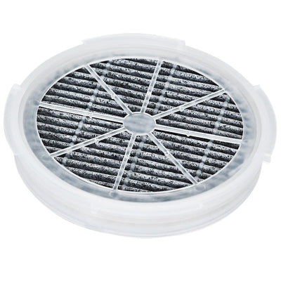 2 Pcs Air Purifier Replacement Filter with Activated Carbon Material