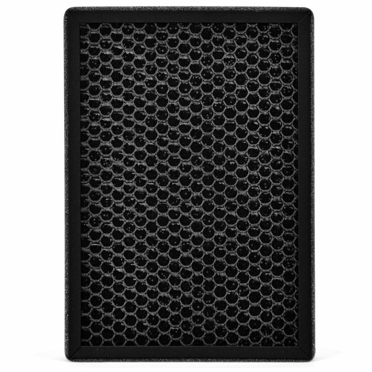 4-in-1 Air Purifier Replacement Composite Filter with HEPA Activated Carbon Filter
