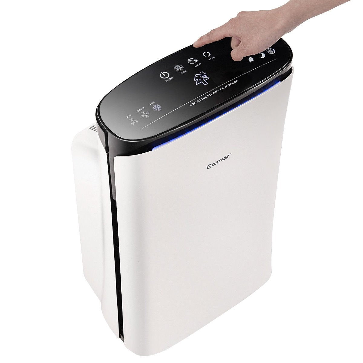 Powerful Air Purifier Cleaner with HEPA Filter