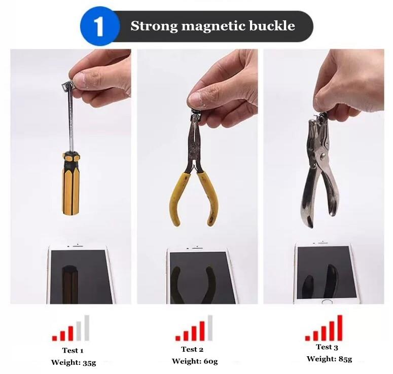 Magnetic Shoe Laces Locker