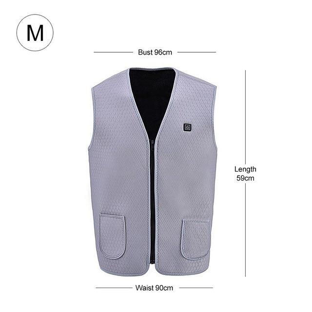Comfy Heating Vest Jacket