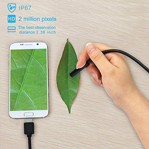 Mini Wifi Endoscope Camera (IOS & Android)
