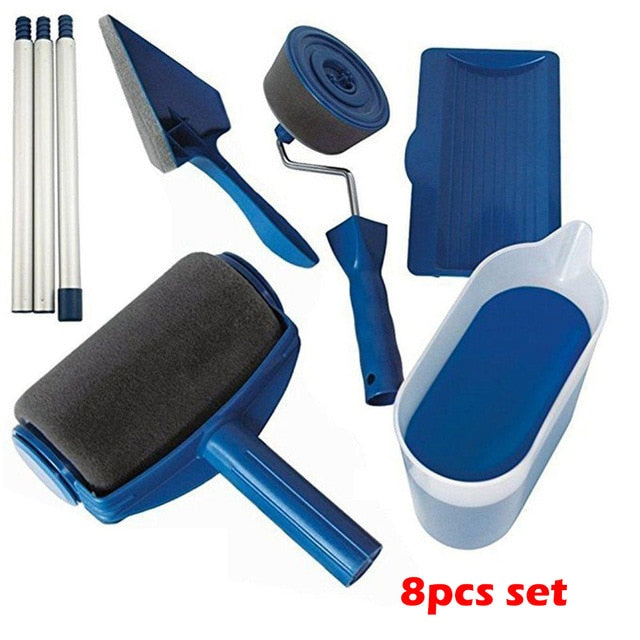 Multi-functional Paint Roller Brush Tools Set