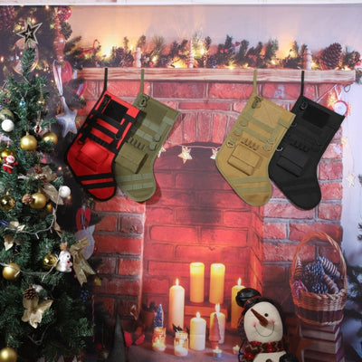 Men's Tactical Christmas Stocking