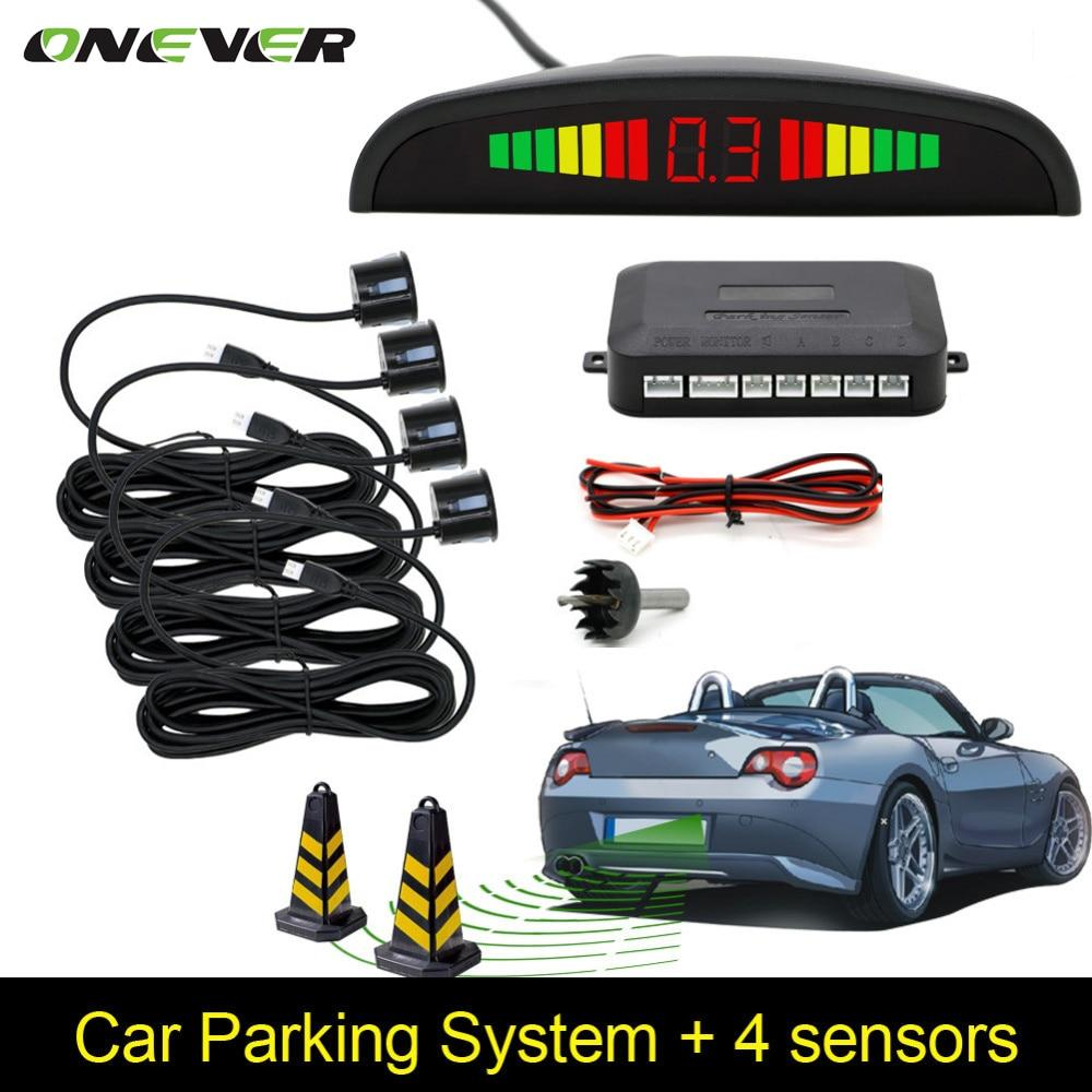 Car Auto Parktronic LED Parking Sensor