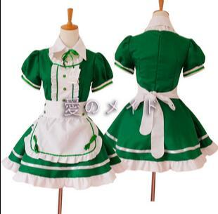 French Maid Lolita Costume