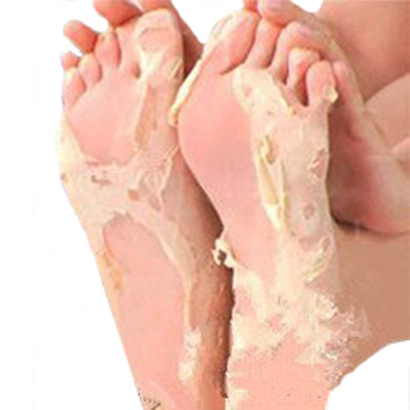 Skin New™ Feet Care Peel-off Foot Socks, Home Pedicure