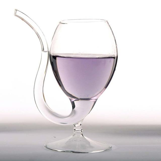 Wine Sipper - Teeth Stain Prevention