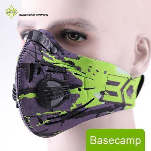 Anti-Pollution Cycling Masks