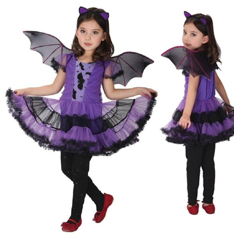 Witch Halloween Wings Costume