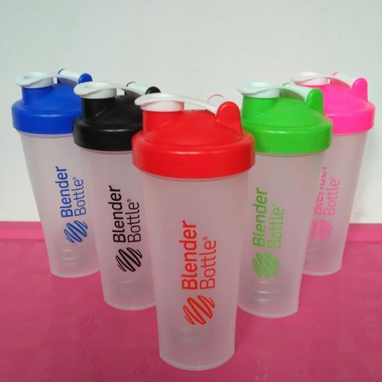Top Shaker Mixer Ball Bottle