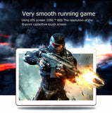 10 Inch Tablet PC 3G Octa Core 4GB/64GB ROM Dual SIM 5.0MP Android 7.0 GPS 1280*800 IPS Tablet PC