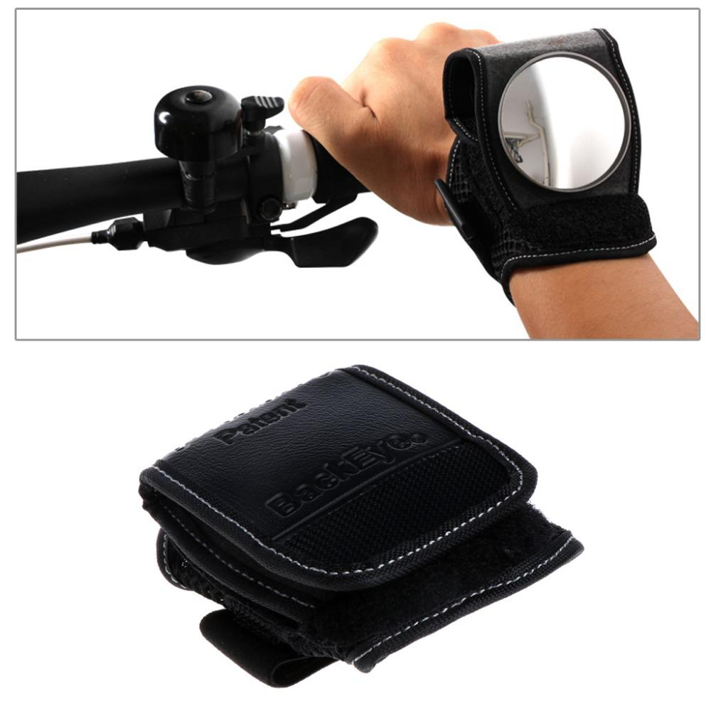 Cycling Wrist Rearview Mirror