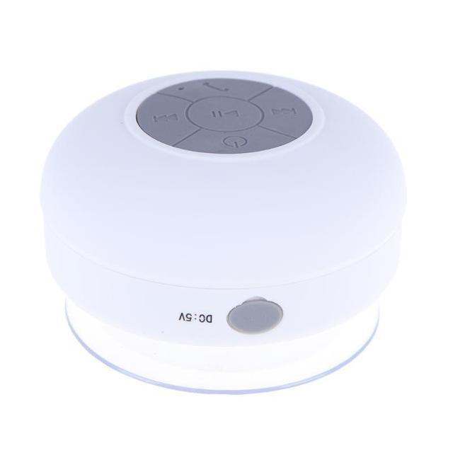 Water Resistant Bluetooth Wireless Shower Speaker