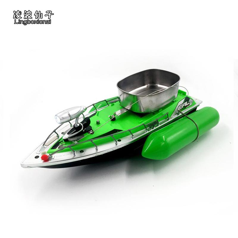 RC Fishing Bait Boat 5hours/6400mah Lure Boat