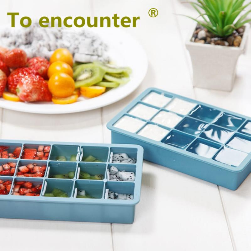 Fruit Ice Cube Maker