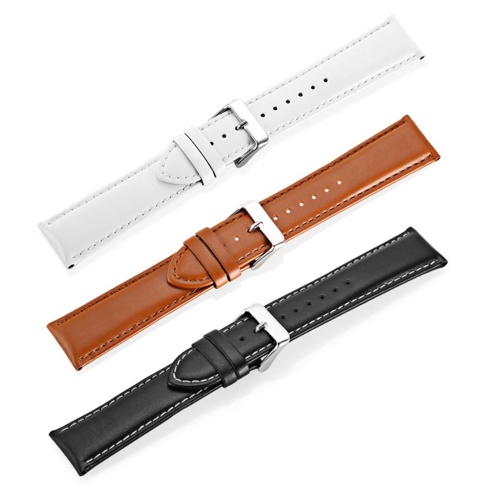 Next-Gen 22MM Leather Strap