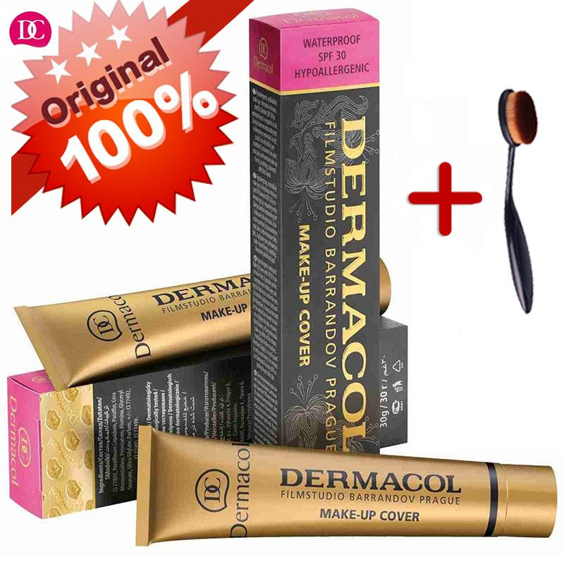 Dermacol Waterproof Concealer Liquid Foundation