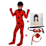 Lady bug romper costumes