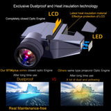 Android Wifi LED Projector Home Theater