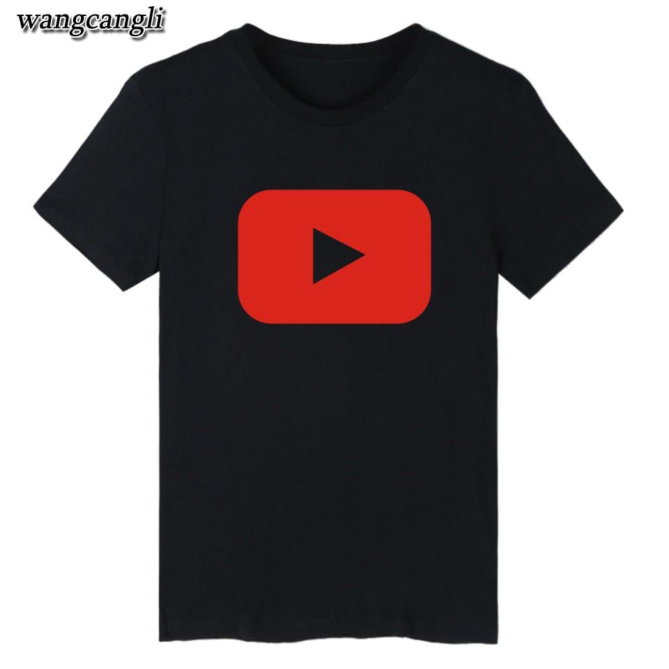 Funny Youtube Logo Cute Boyfriend T-shirt Gift