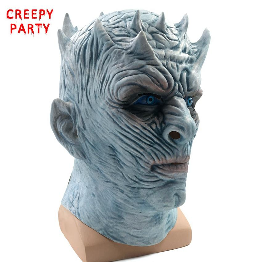 GOT Night's King Zombie Mask
