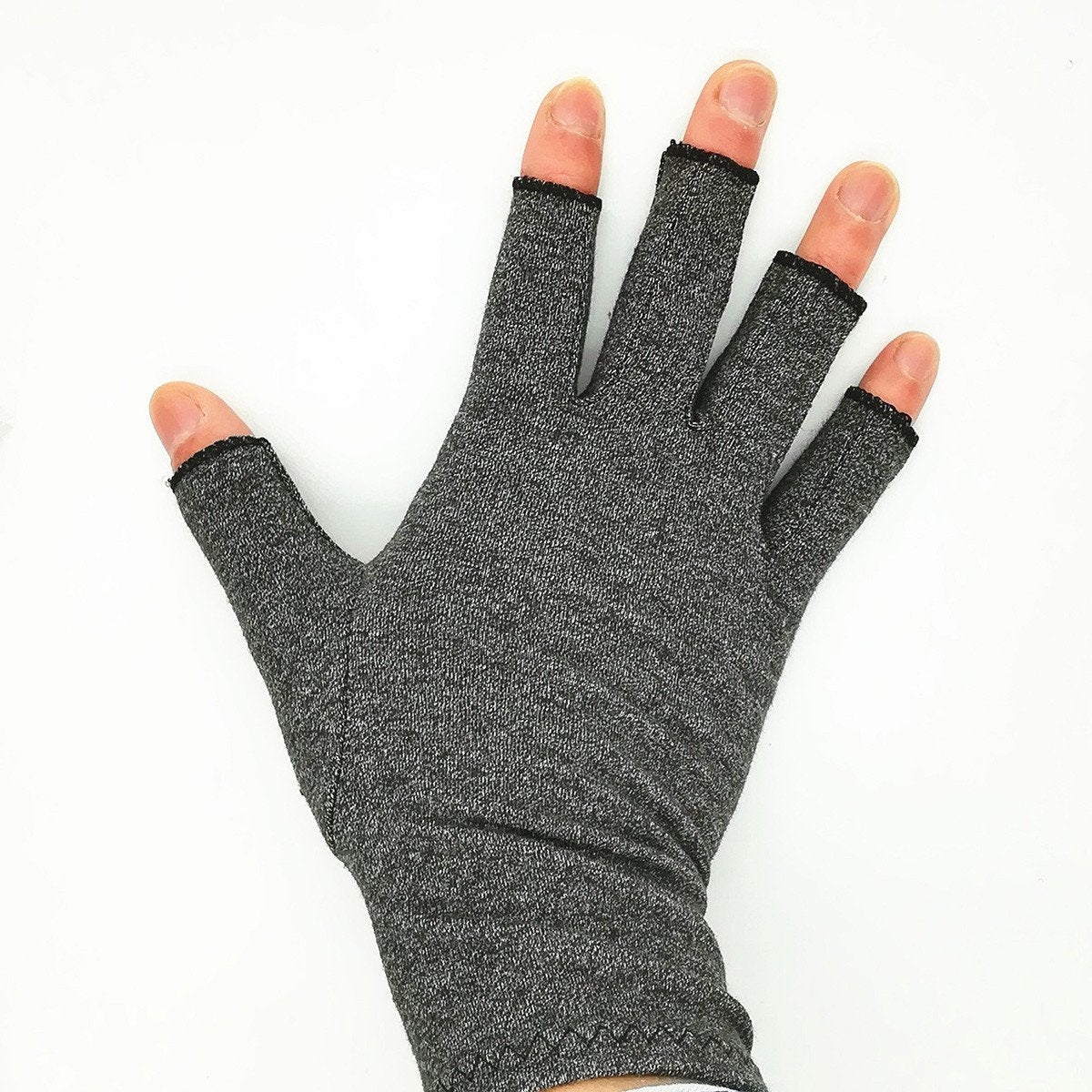 Open Finger Arthritis Gloves