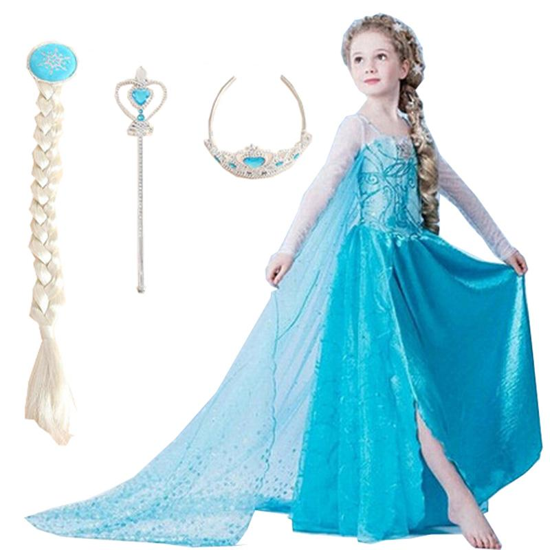 Princess Halloween Elsa Costumes