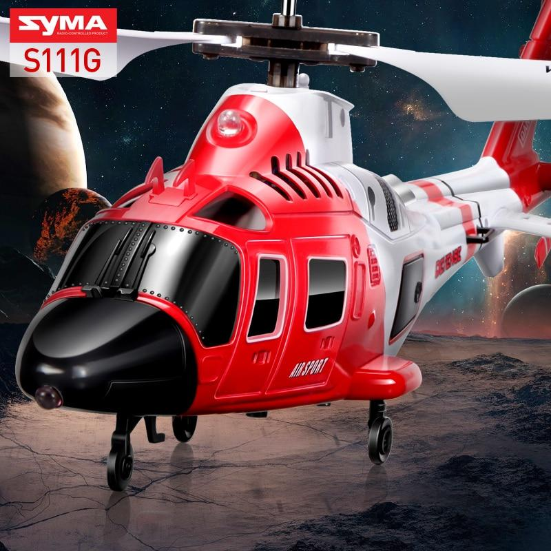 Syma S111G Attack RC Helicopter