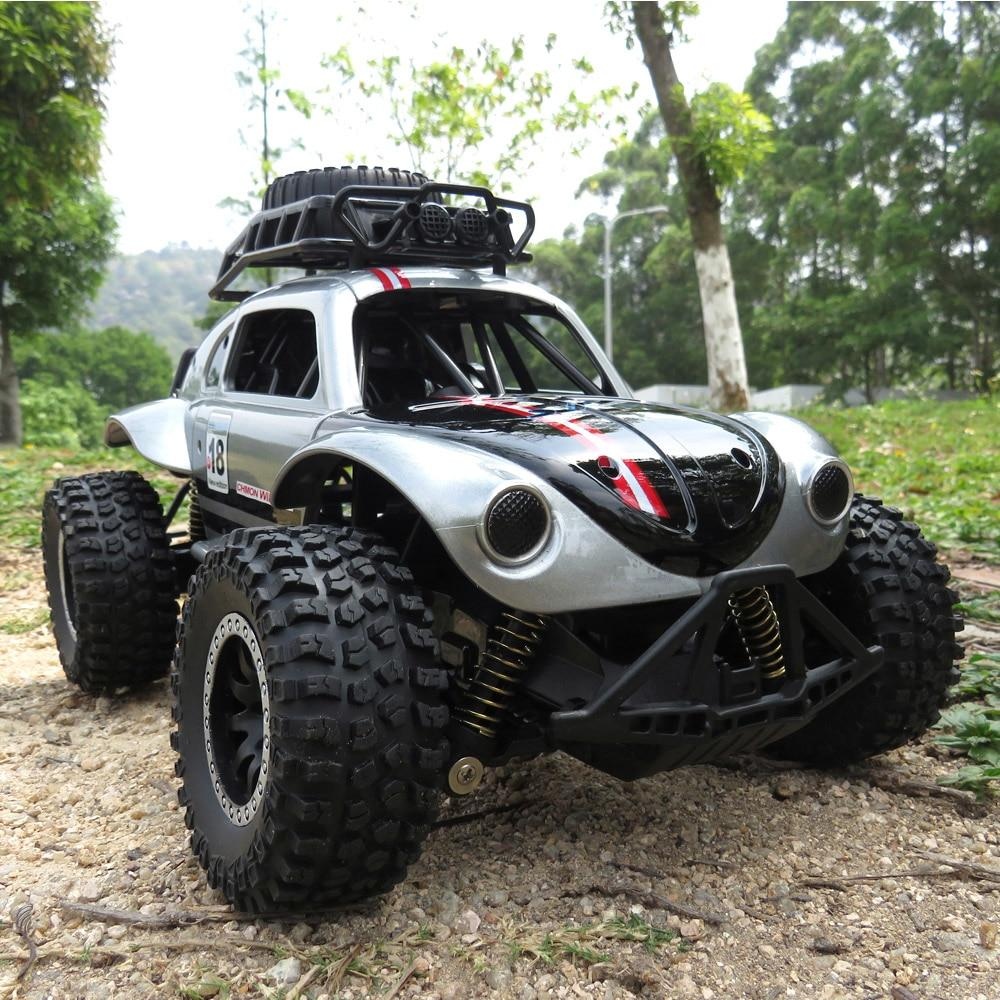 1/14 2.4GHz 25km/H RC Crawler Car