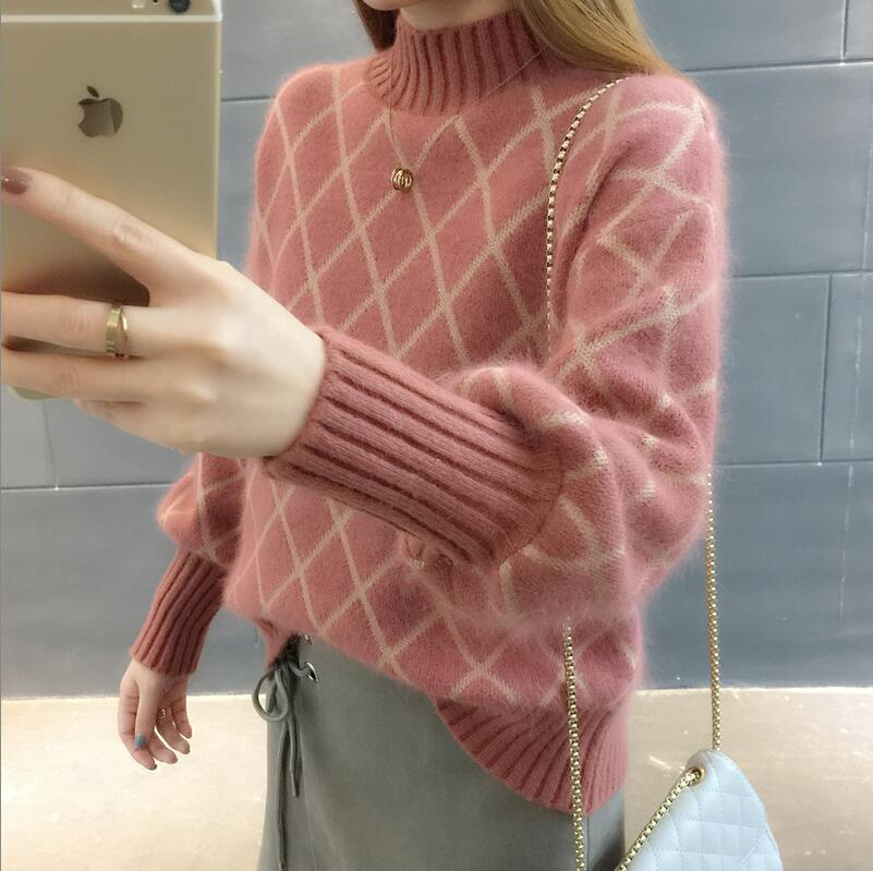 Soft Cashmere Turtleneck Sweater