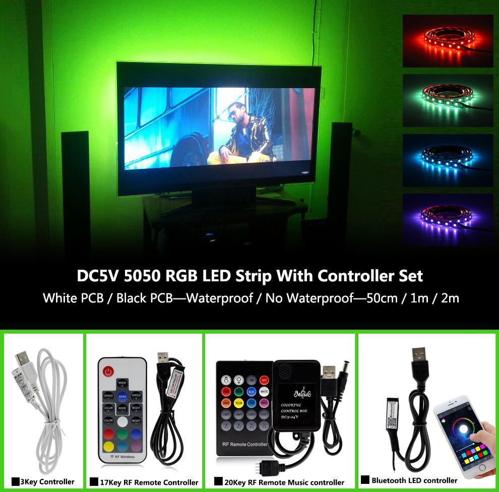 USB LED RGB Strip