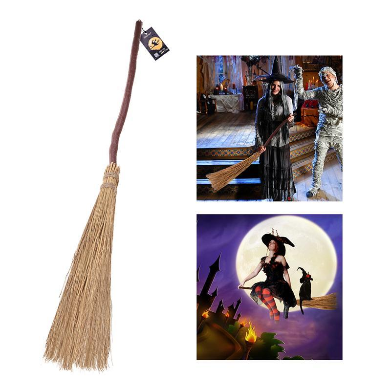 Witch Broom for Halloween