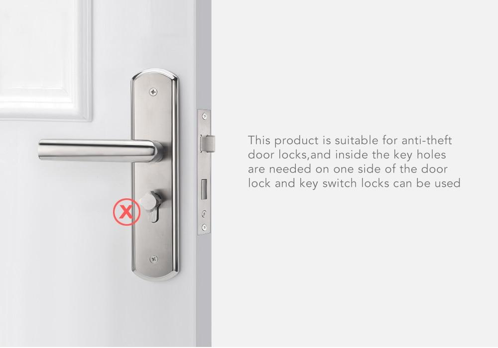 Sherlock Smart Door Lock (Fingerprint + Password)