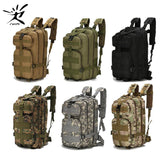 Military Style Camouflage Backpack