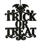 Trick Or Treat Door Decoration