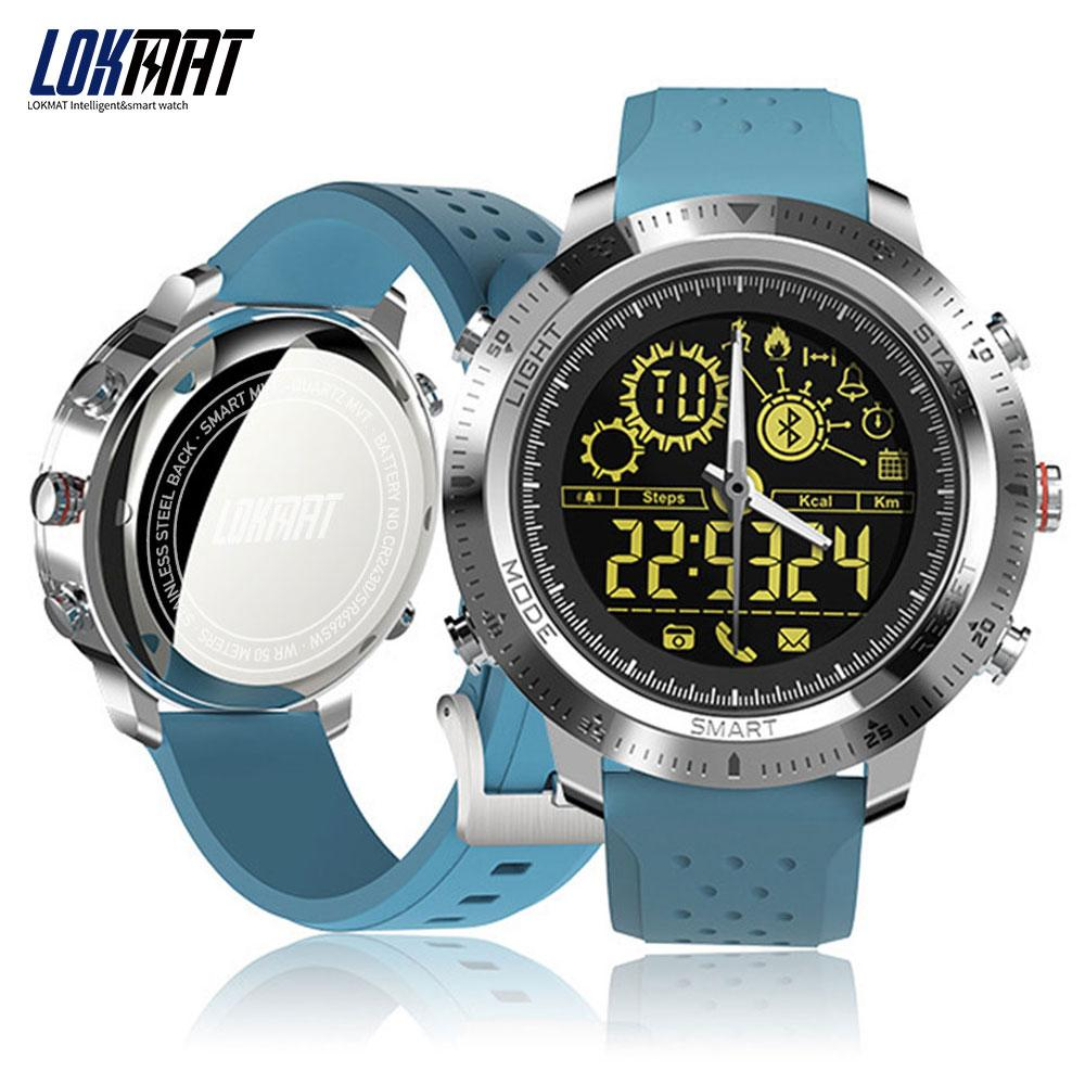 Waterproof IP68 Pedometer Sports Smartwatch