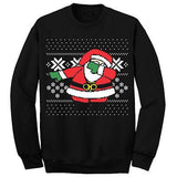 Funny Santa Christmas Ugly Sweater