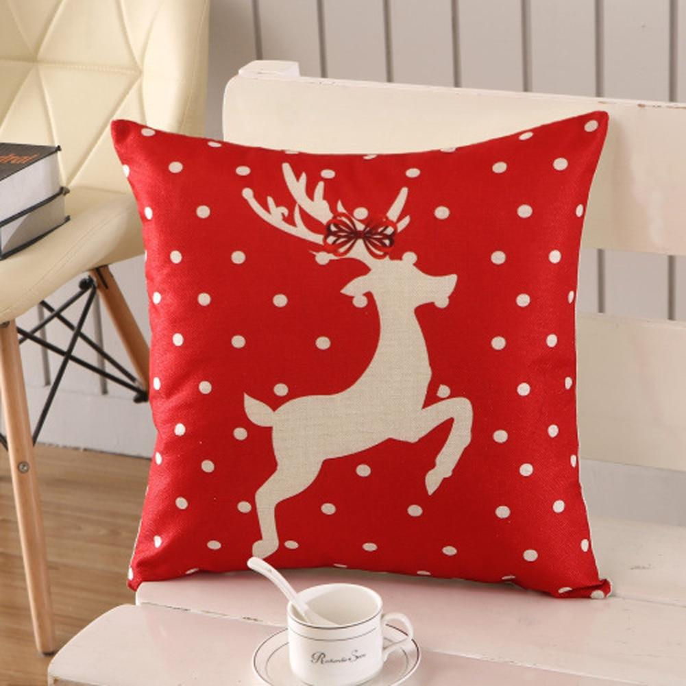 Merry Christmas Cushion Cover