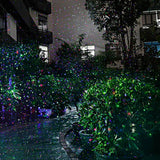 Christmas Laser Lights Waterproof Projector