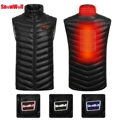 Infrared Electric Heating Vest