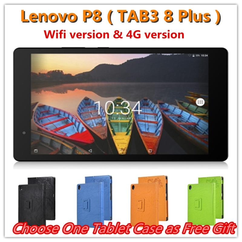 Lenovo P8 8.0 inch 4G Phablet Tablet Snapdragon 625 OctaCore 2.0GHz 3GB/16GB