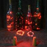 LED Wine Bottle Stopper Cork