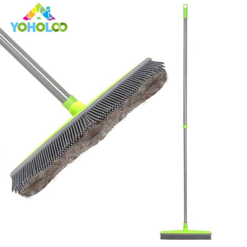Pet Hair Lint Removal Broom