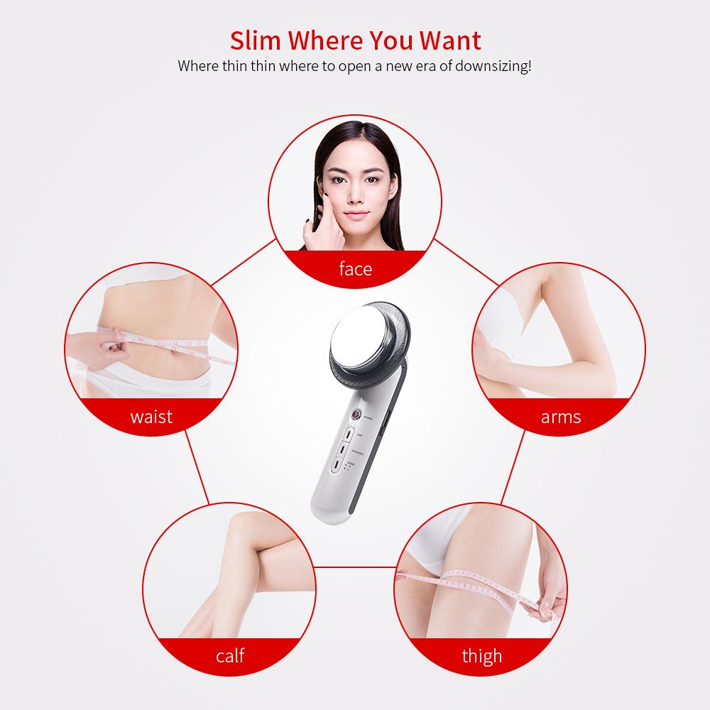 Infrared Ultrasonic Body Massager