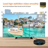 Android 9.0 Smart TV Box ™