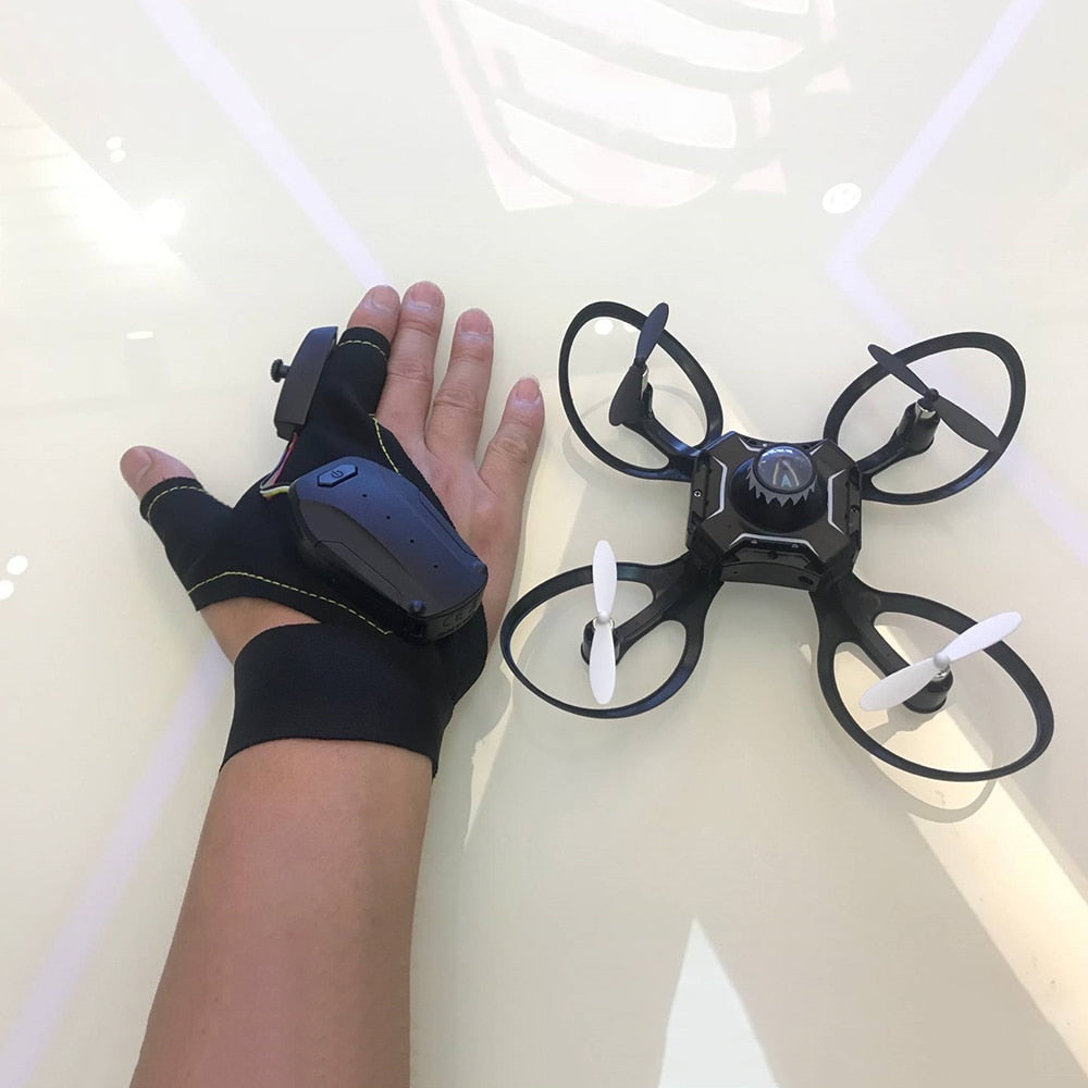 6-Axis RC Drone 2.4G Hand Glove Control
