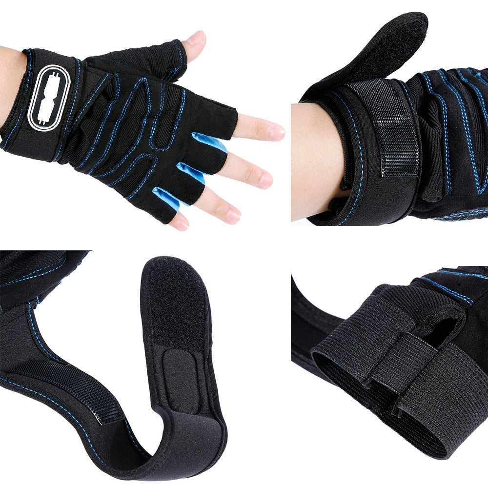 Gym Gloves For Heavyweight Sports Exercise