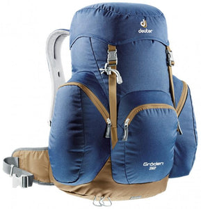 Deuter Groden 32 Midnight-Lion - Backpackers Gallery