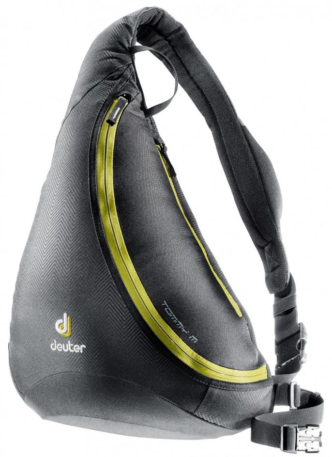 Deuter Tommy M Black-Moss - Backpackers Gallery backpacks bag